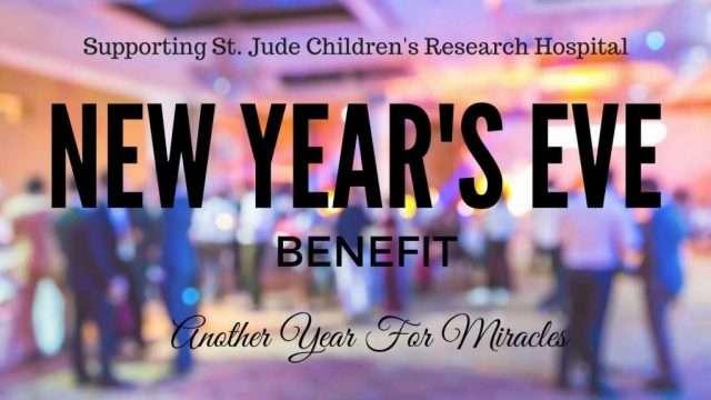 St Jude Benefit