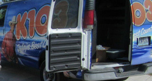Stuff the Van