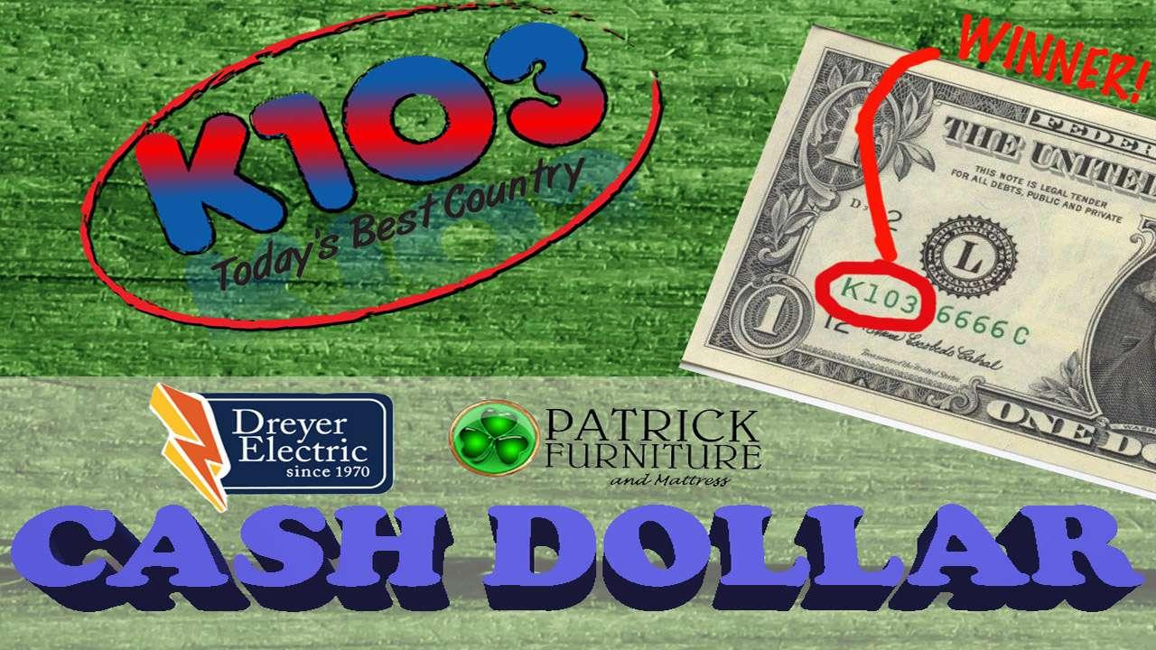 K103 Cash Dollar FP