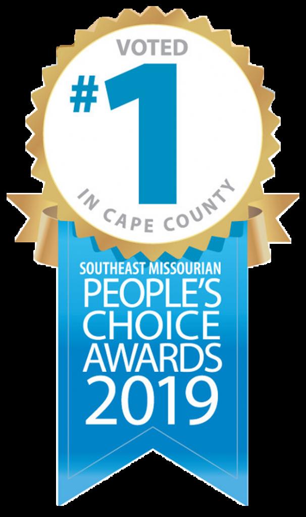 peoples choice awards winner ribbon 2019
