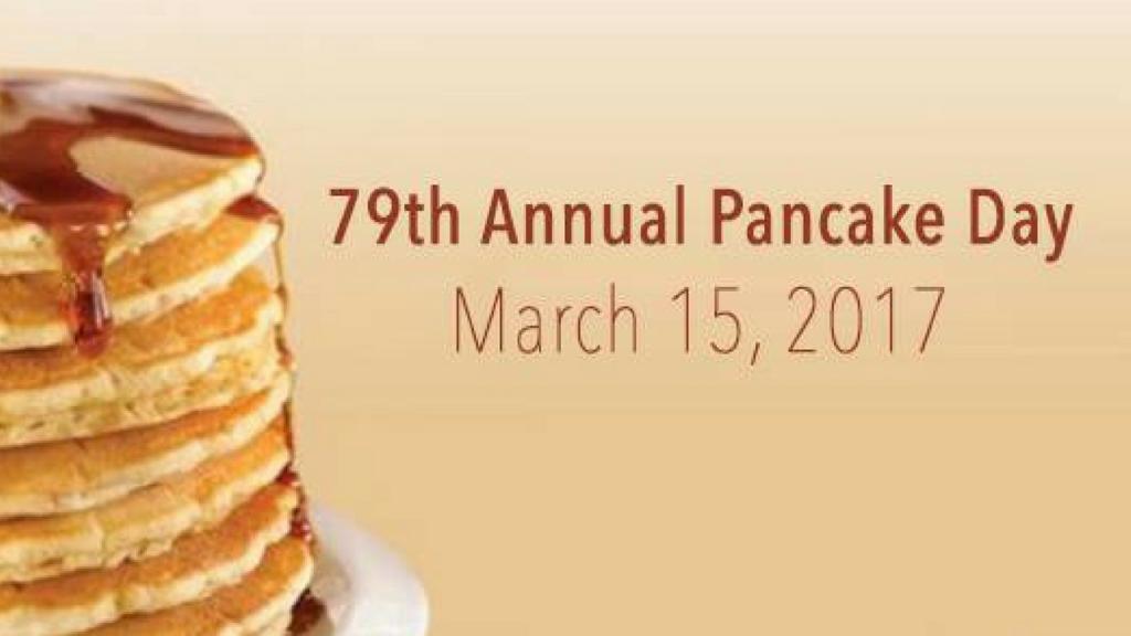 pancake day 2017