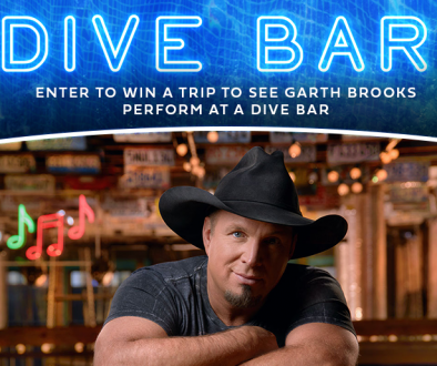 Garth Brooks dive bar