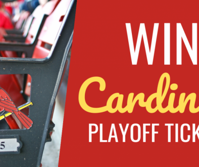 Cardinals Playoff Ticket Giveaway