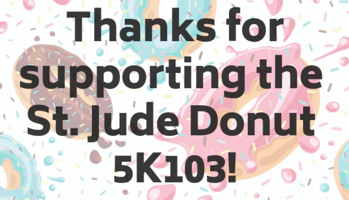 d5k thank you graphic