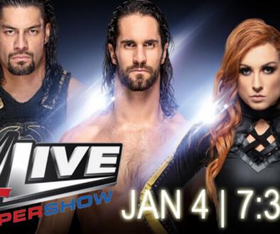 WWE Super Show