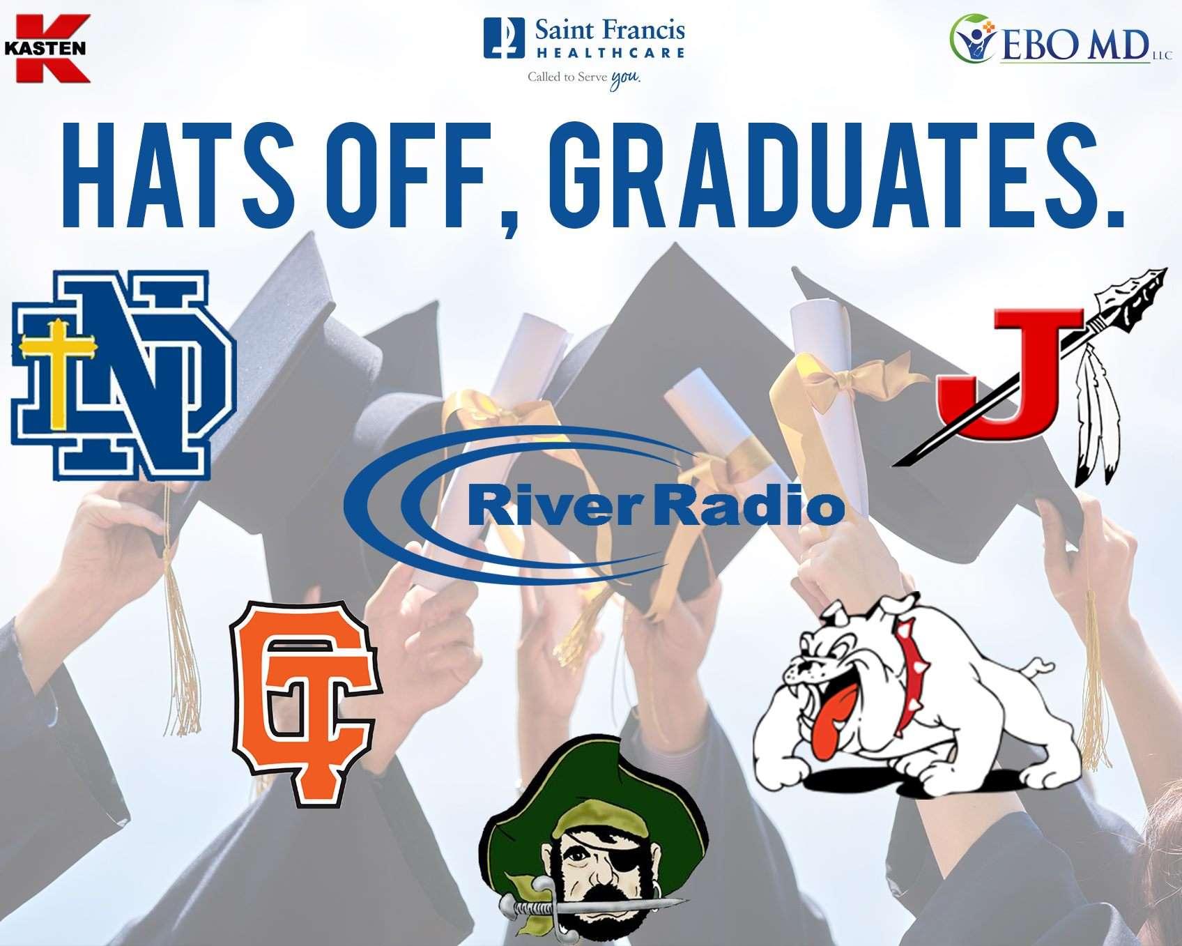 river radio grads