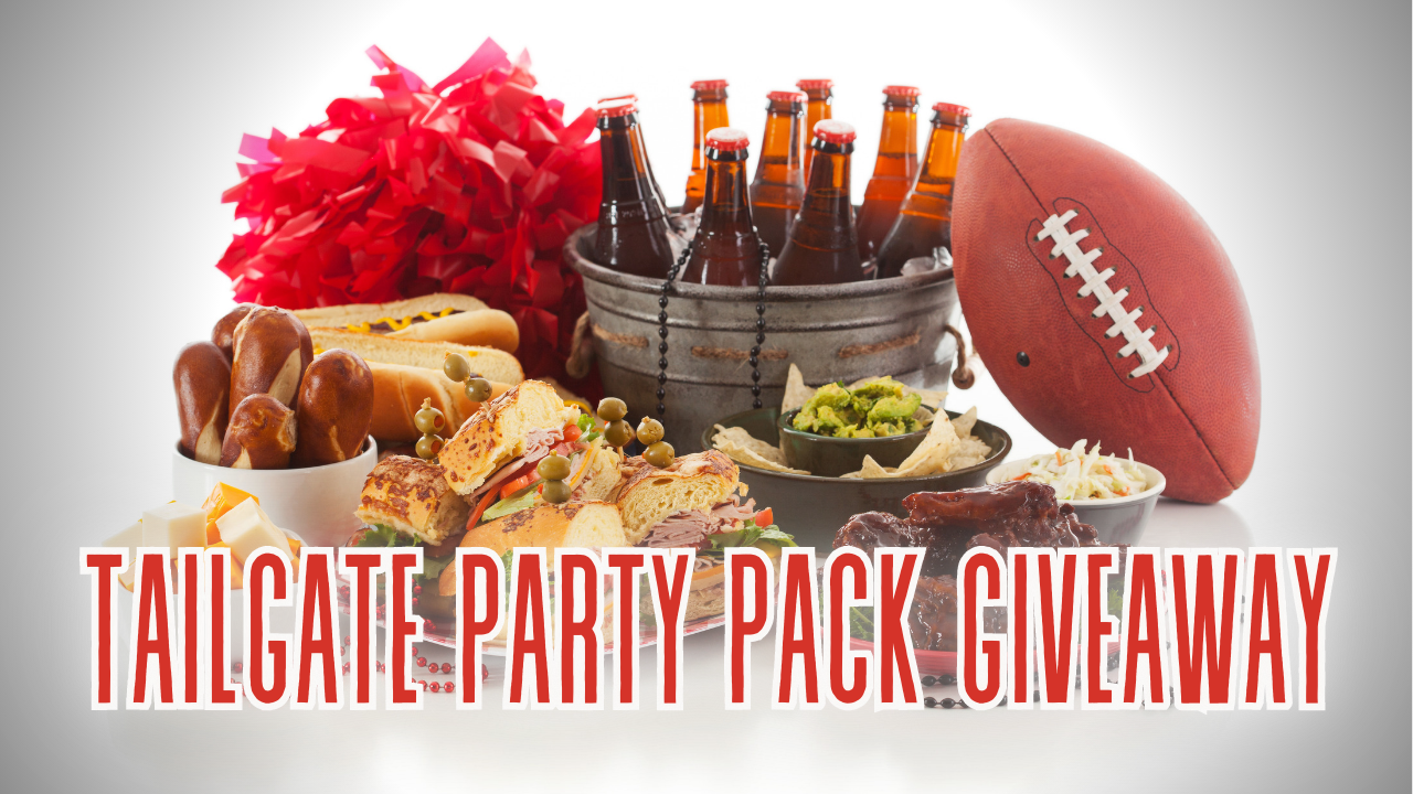 Tailgate Party Pack Giveaway